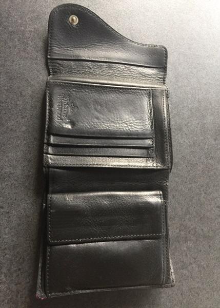 ヴィヴィアン財布の機能性
