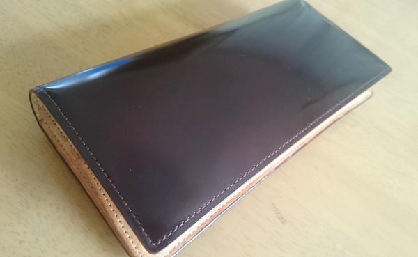 フライングホース長財布