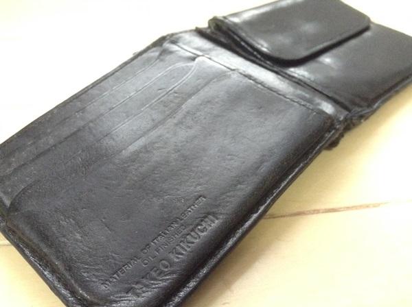 丈夫な財布