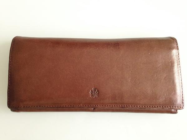 タケオキクチの長財布