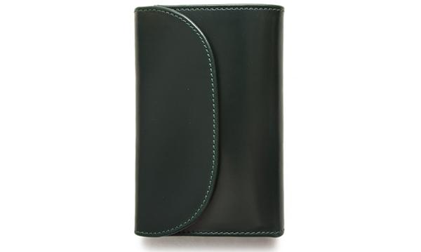 ホワイトハウスコックス三つ折り財布ブライドルレザー