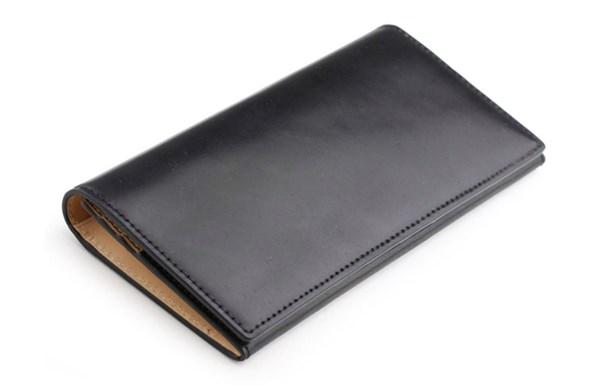 ABIES L.P.(アビエス)のコードバン長財布