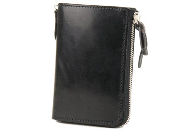 コルボブライドルレザー二つ折り財布