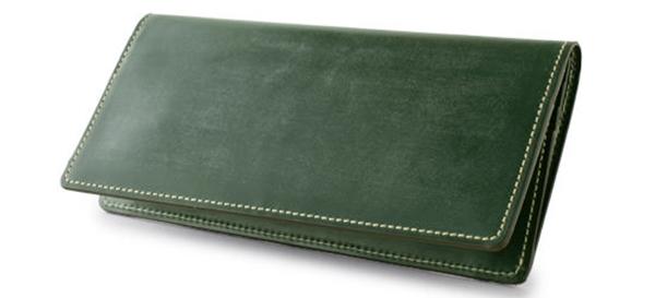ガンゾBRIDLE CASUAL (ブライドルカジュアル)長財布
