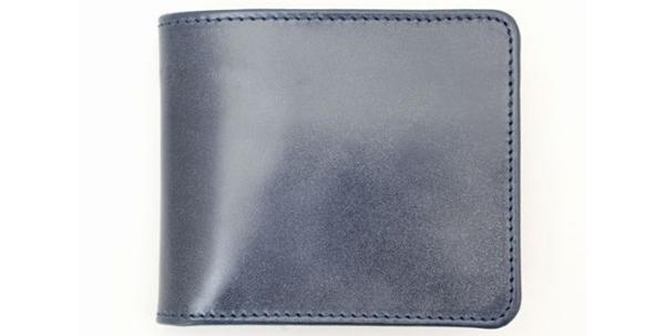 グレンロイヤル ブライドルレザー二つ折り財布