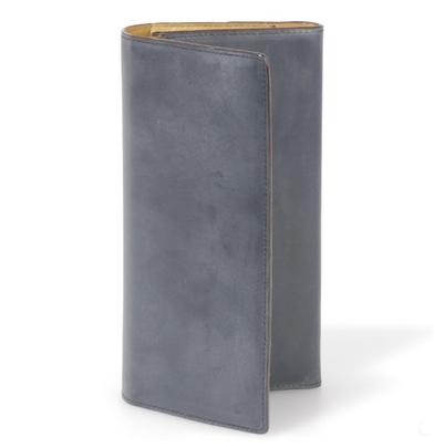 ポールスミスPC蝋引きコードバン長財布