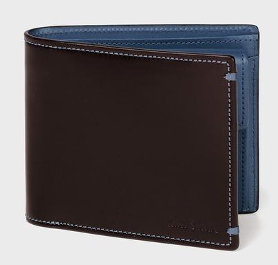 NEWコードバン 2つ折り財布