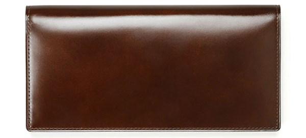 土屋鞄製作所のコードバン長財布