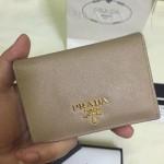 プラダのカードケース財布