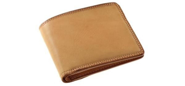 コルボ二つ折り財布