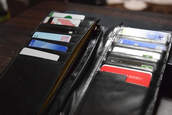 無難でシンプルカルバンクラインの財布