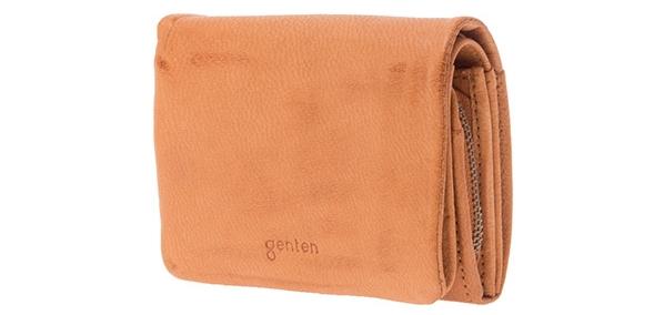 ゲンテン2つ折り財布