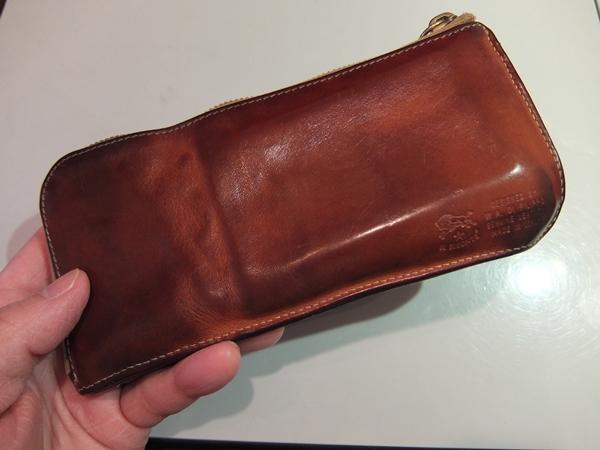イル ビゾンテ長財布