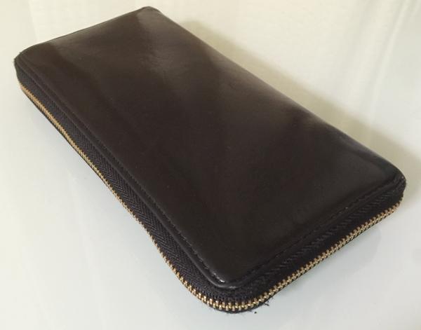 シンプルなココマイスターの財布