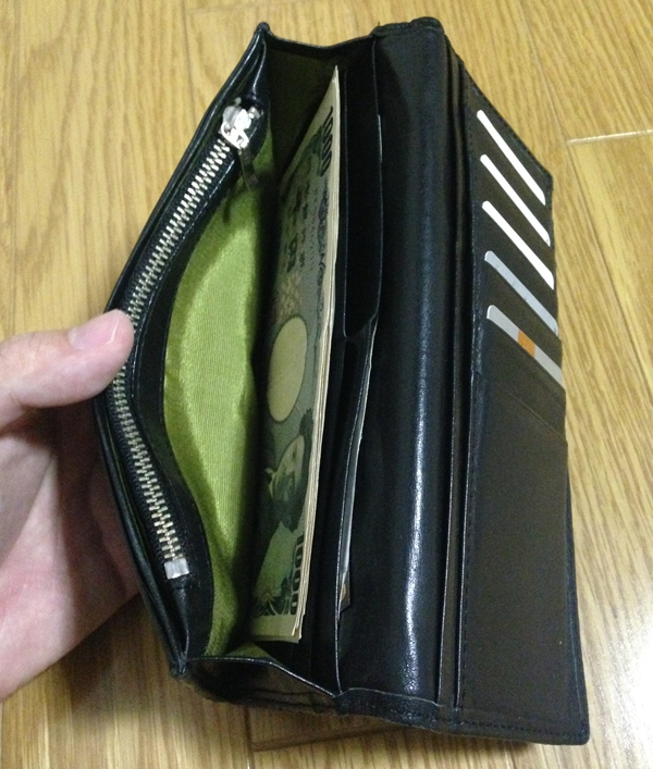 ファッション性を重視した財布