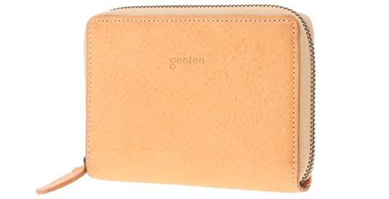 ゲンテンヌメ財布