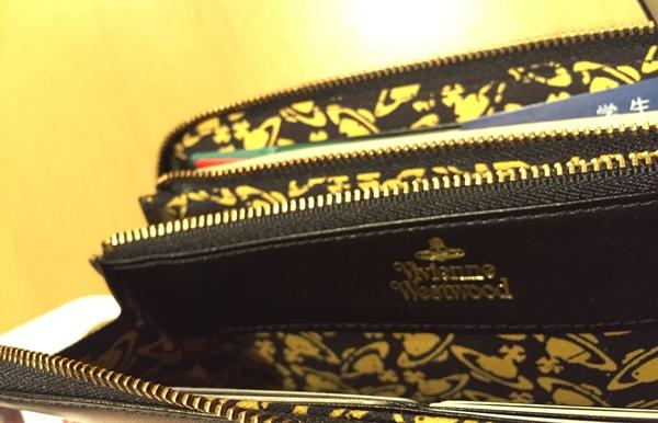 使いやすいヴィヴィアンウエストウッドのメンズ財布