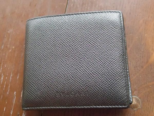 ブルガリのメンズ財布