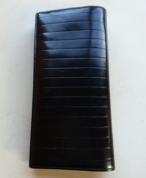 ストライプが美しいディオールオムの長財布