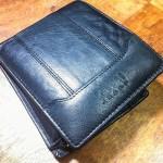 カンサイジーンズのメンズ財布