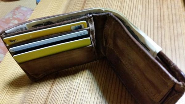 意外と丈夫なマザーハウスの財布