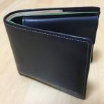 ポールスミス二つ折りメンズ財布