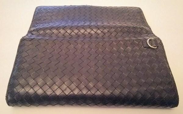5年ほど使用したソラチナ財布のエイジング