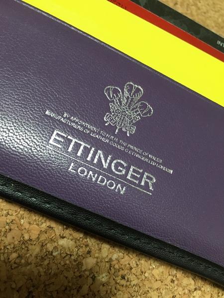 エッティンガーロンドンのロゴ