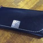 ラッキージョンのセミオーダー長財布