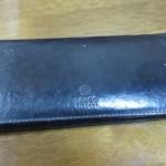 タケオキクチのブラック長財布