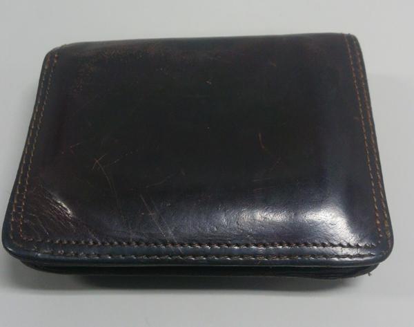 CORBO二つ折り財布の使い心地