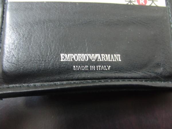エンポリオ・アルマーニの財布