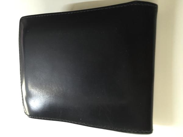 エッティンガー二つ折り財布イエロー