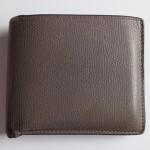 Valextra(ヴァレクストラ)の二つ折り財布