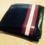 BALLYのメンズ財布