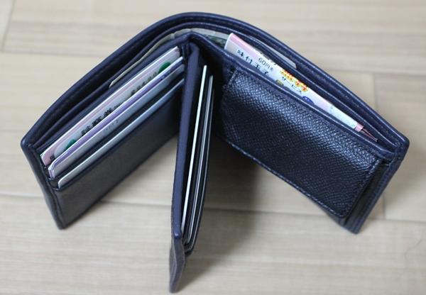 コーチの財布を選んだ理由