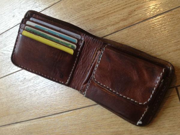 BUGGY PORT(バギーポート)二つ折り財布を購入したきっかけ