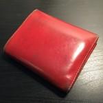 ホワイトハウスコックスの三つ折り財布S1058
