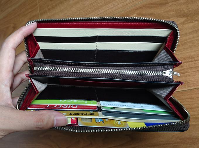 JOGGO(ジョッゴ)長財布の気に入っているところ