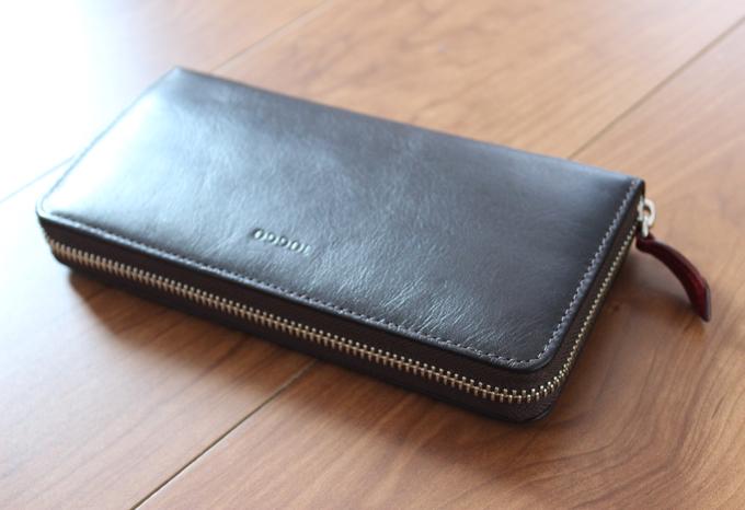 93a58d8f214f 彼女からプレゼントで貰ったJOGGO(ジョッゴ)長財布をレビュー ...