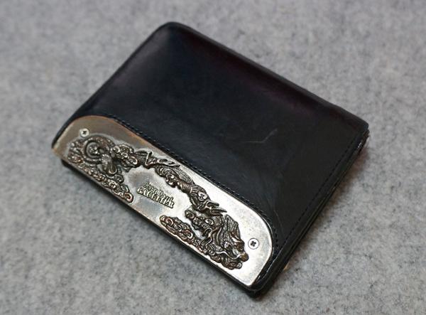 ジャンポール・ゴルチエの二つ折り財布