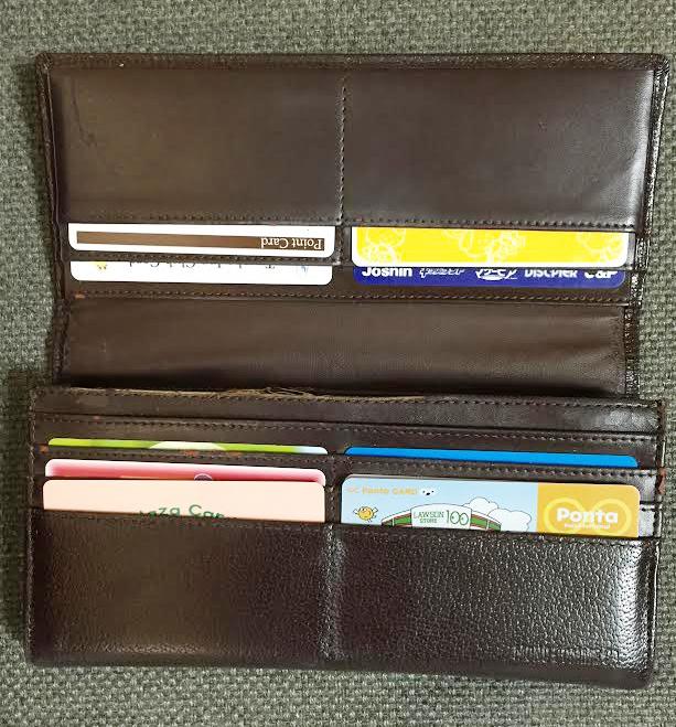モノコムサ長財布を実際に使って感じた良いところ