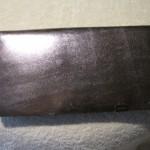 袱紗をモチーフに作られた所作の財布