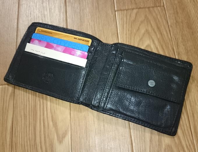 DIESEL二つ折り財布を実際に使って感じたこと