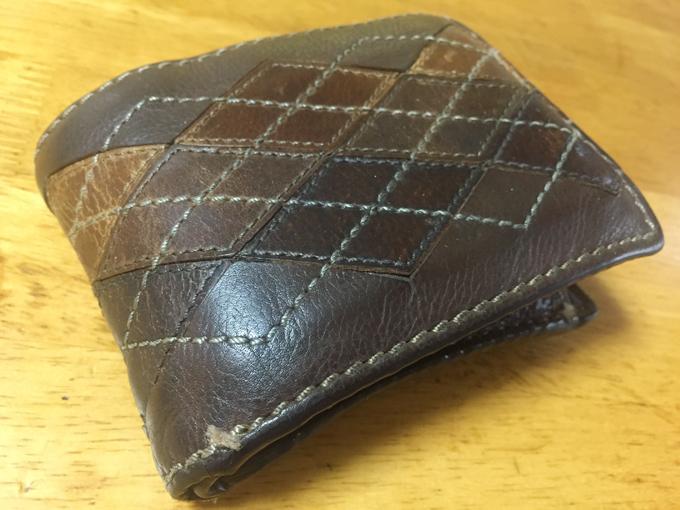 Fossil(フォッシル)のメンズ財布