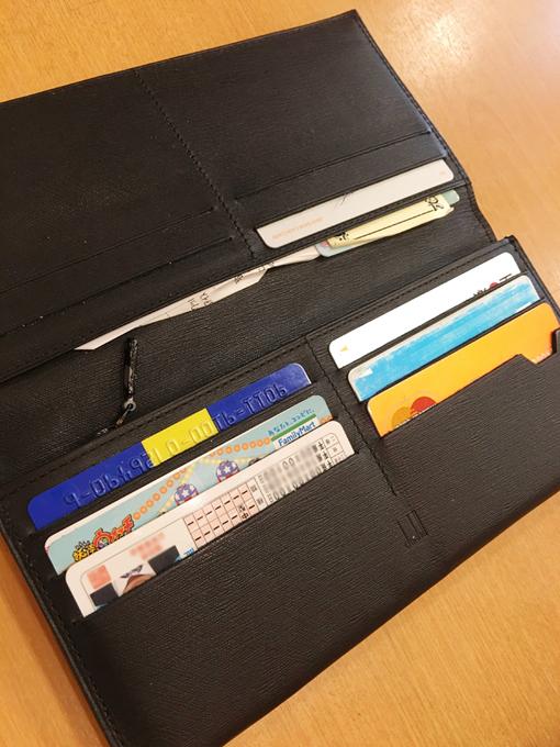 大人の男が持つ財布として最低限の機能