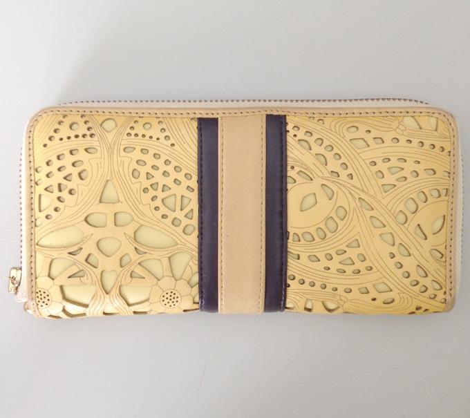 ガリャルダガランテの長財布