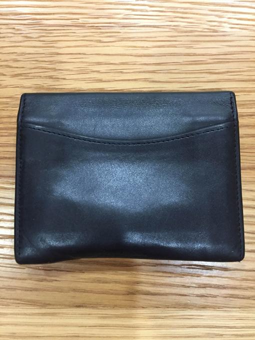 外部のカードポケット