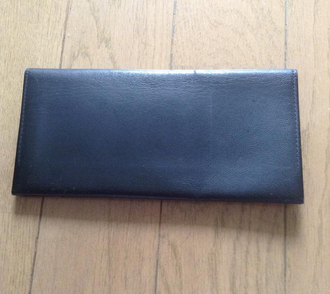 PILOTの長財布を実際に使ってみて分かったこと