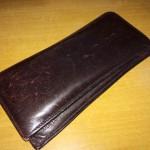 10年以上使用しているポロラルフローレンの丈夫な財布